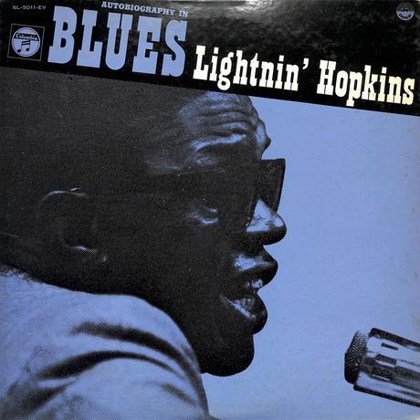 ライトニン・ホプキンス / ブルースで綴る自叙伝