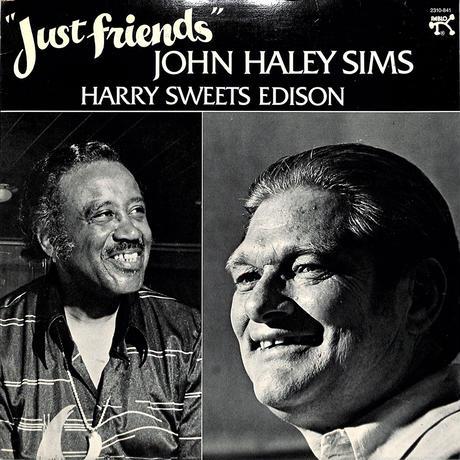 ズート・シムズ / Just Friends(US PABLO ORIGINAL,2310841)(LPレコード)