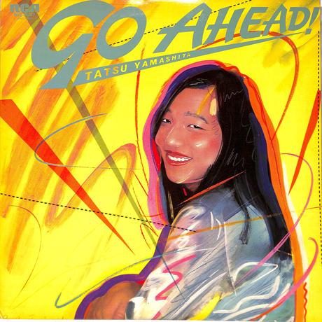 山下達郎 / GO AHEAD(国内盤)(LPレコード)