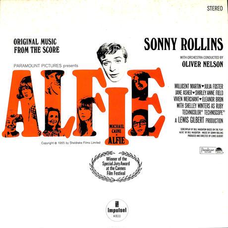 ソニー・ロリンズ Sonny Rollins / ALFIE