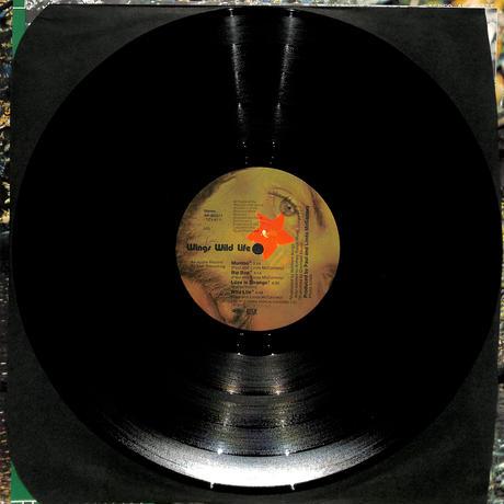 ウイングス / ワイルドライフ(LPレコード)