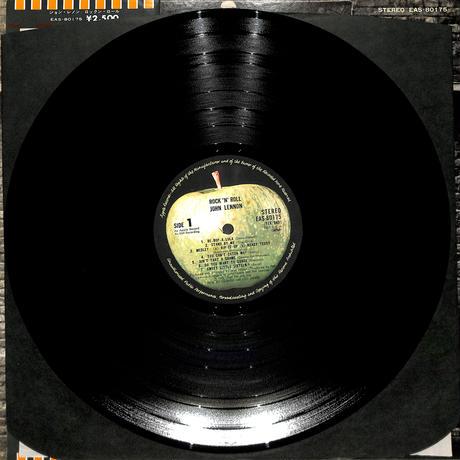 ジョン・レノン / ロックンロール(LPレコード)