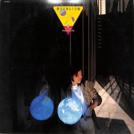 山下達郎 / MOONGLOW(国内盤)(LPレコード)