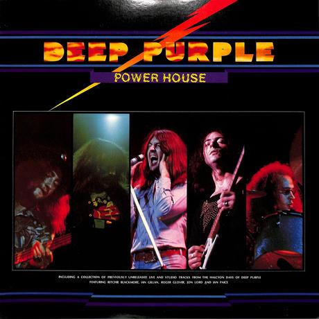 ディープ・パープル / パワーハウス(LPレコード)
