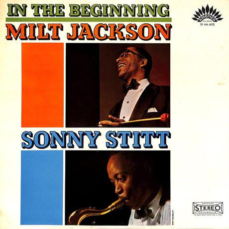 ミルト・ジャクソン / In The Beginning(FRANCE RE,30AM6072)(LPレコード)