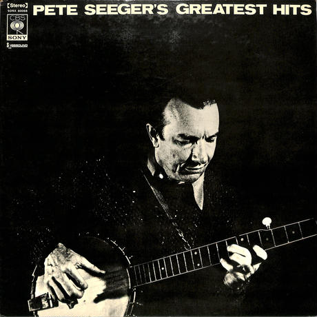 ピート・シーガー PETE SEEGER / GREATEST HITS