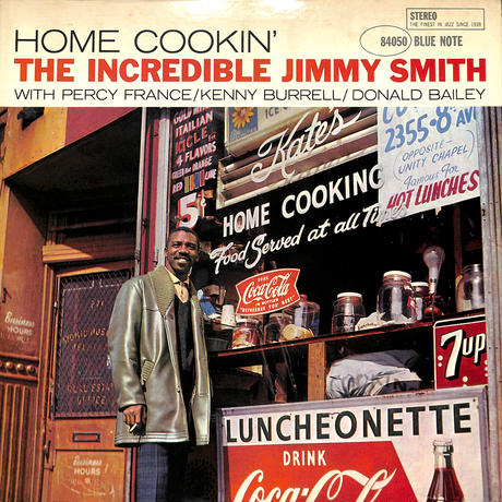 ジミー・スミス JIMMY SMITH /  Home Cookin
