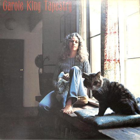 キャロル・キング / つづれおり(LPレコード)