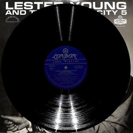 レスター・ヤング LESTER YOUNG / KANSAS CITY 5