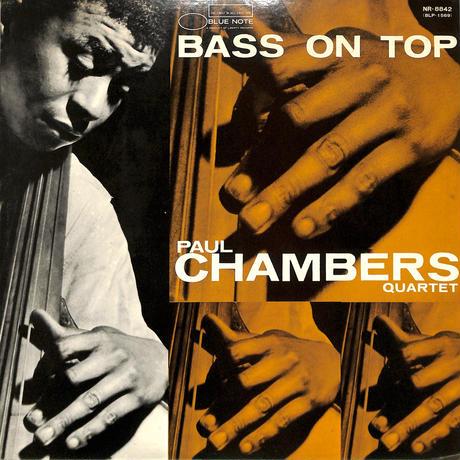 ポール・チェンバース / ベース・オン・トップ