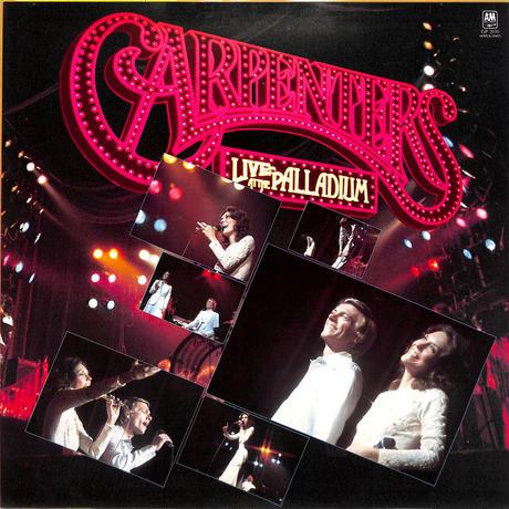 カーペンターズ / ライヴ・イン・ロンドン(LPレコード)