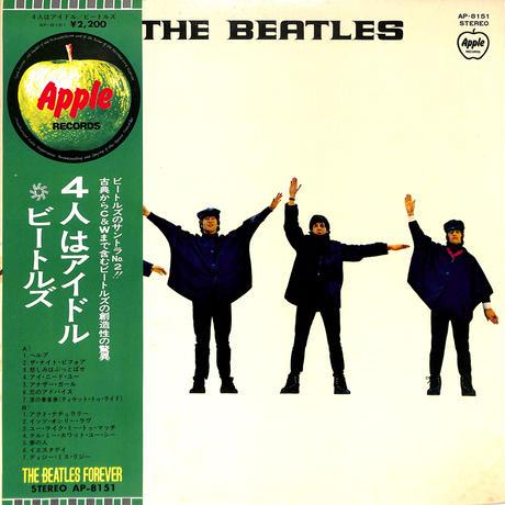 ビートルズ / 4人はアイドル(LPレコード)