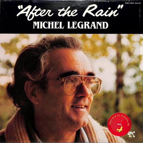 ミッシェル・ルグラン / After The Rain(1983 US PABLO,2312-139)(LPレコード)