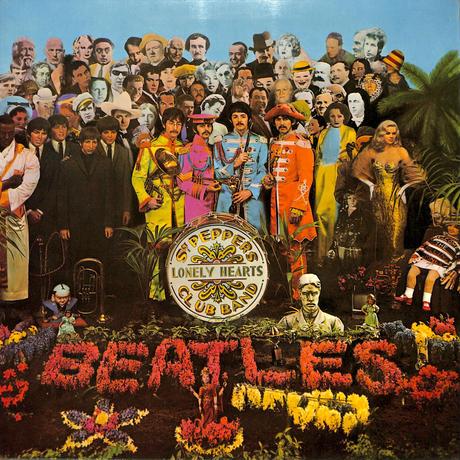 ビートルズ / サージェント・ペパーズ(赤盤)(LPレコード)