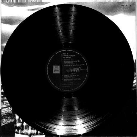 ジョージ・ハリスン / ベスト・オブ(LPレコード)