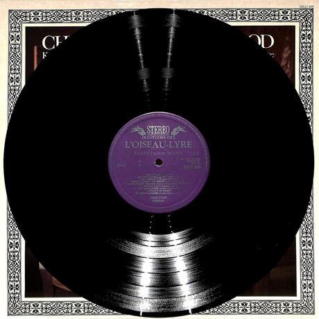 クリストファー・ホグウッド / 鍵盤音楽(UK L'OISEAU-LYRE ORIGINAL,DSLO609)(長岡鉄男の外盤A級)(LPレコード)