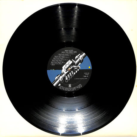 ピンク・フロイド/ 炎(LPレコード)