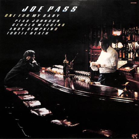 ジョー・パス / ONE FOR MY BABY(GERMANY PABLOオリジナル,2310-936)(LPレコード)
