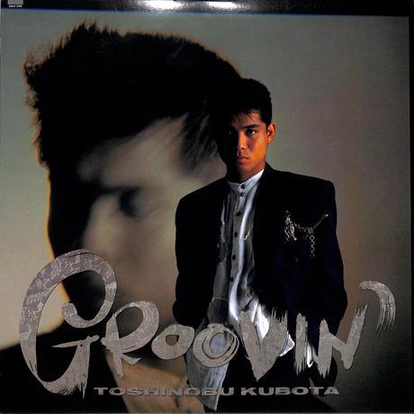 久保田利伸 / Groovin(LPレコード)