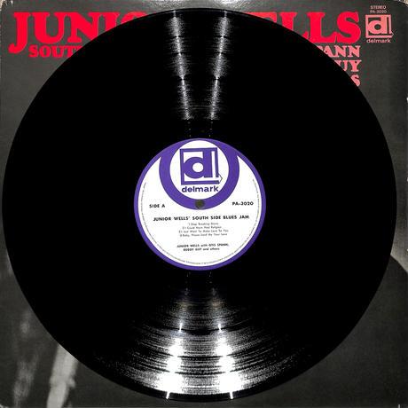 ジュニア・ウェルズ JuniorWells / サウス・サイド・ブルース・ジャム
