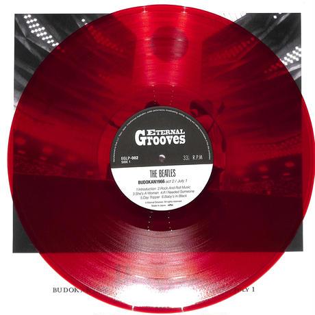 ビートルズ / BUDOKAN1966 ACT2 JULY1(カラーレコード)(LPレコード)