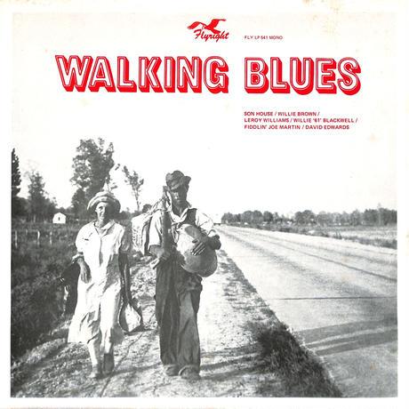 VA  サン・ハウス SONHOUSE ほか/ Walking Blues