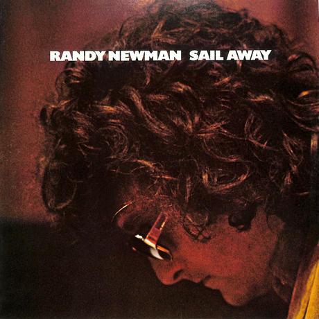 ランディ・ニューマン / SAIL AWAY(US盤,MS2064,オリジナル)(LPレコード)