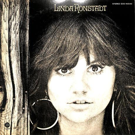 リンダ・ロンシュタット / LINDA RONSTADT(国内盤)(LPレコード)