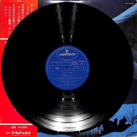 ラッシュ / 夜間飛行(LPレコード)
