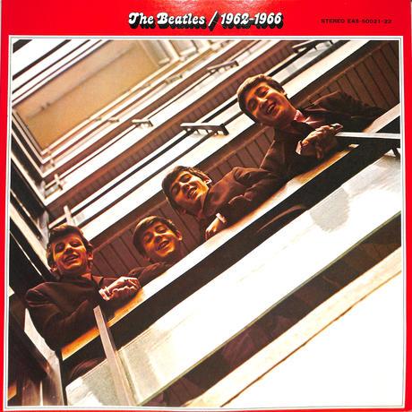 ビートルズ / 赤盤(2枚組,限定カラーレコード)(LPレコード)