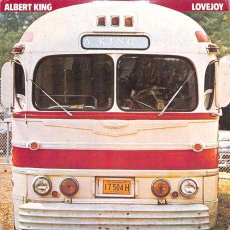 アルバート・キング / LOVEJOY(US,STAX,MPS-8517)(LPレコード)