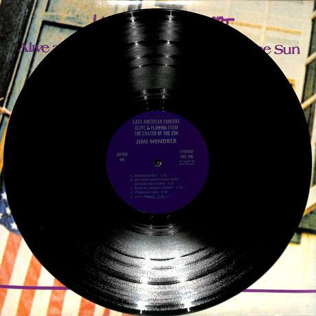 ジミ・ヘンドリックス  Jimi Hendrix / Last American Concert