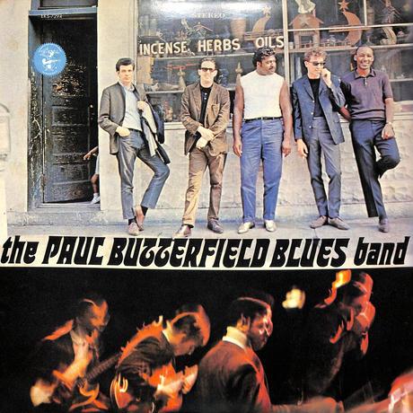 ポール・バターフィールド・ブルース・バンド / THE PAUL BUTTERFIELD BLUES BAND