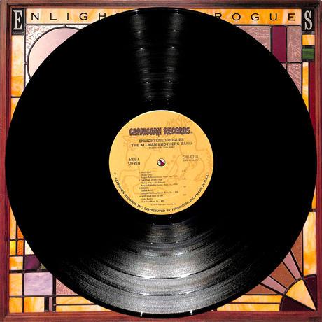 オールマンブラザーズバンド / ENLIGHTENED ROGUES(LPレコード)