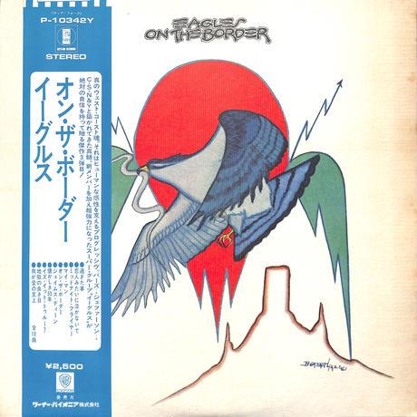 イーグルス / オン・ザ・ボーダー(LPレコード)