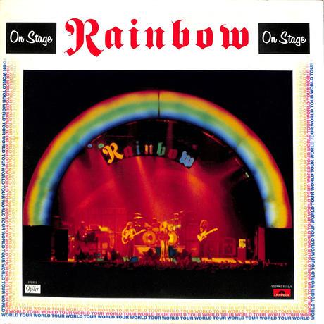 レインボー / レインボー・オン・ステージ(LPレコード)