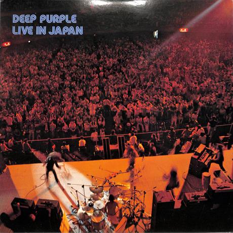 ディープ・パープル / ライブ・イン・ジャパン(LPレコード)