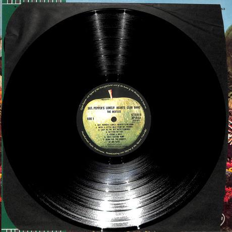 ビートルズ / サージェント・ペパーズ(LPレコード)