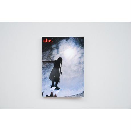 新『she.』ビジュアルブック
