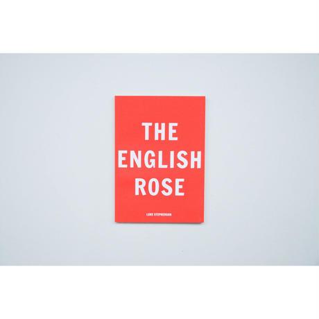 新『THE ENGLISH ROSE』Luke Stephenson