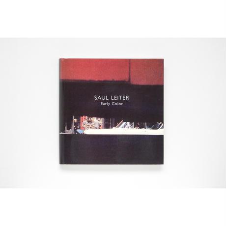 新『Early Color』Saul Leiter
