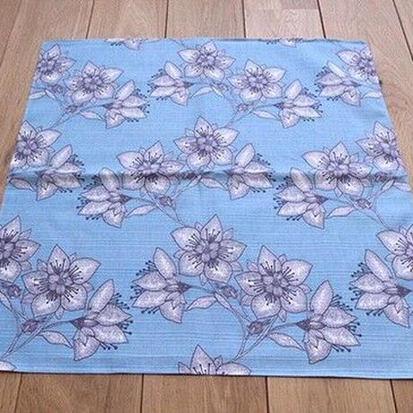 コトノワ×ヘイニ・リータフフタ 風呂敷 ラウハ (ライトブルー) 50×50cm 日本製