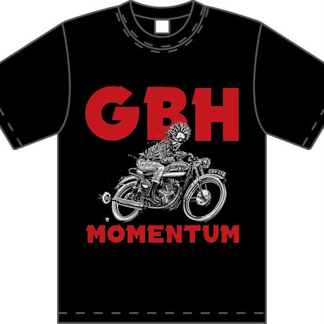 "[受注生産] GBH ""MOMENTUM"" T-SHIRTS [予約]"