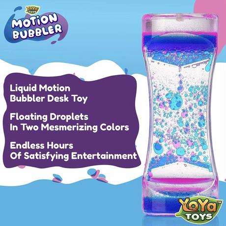 LiQUiD MOTiON BUBBLER オイル時計