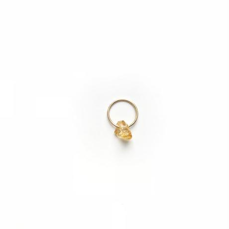 Gold Grossular Garnet Baby Pendant Top