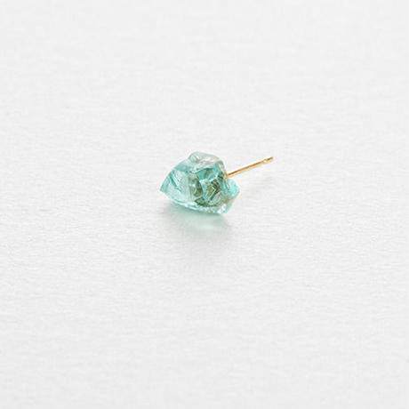 Apatite Rock Earring