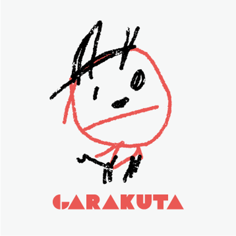 [通常版]1st Album「GARAKUTA」