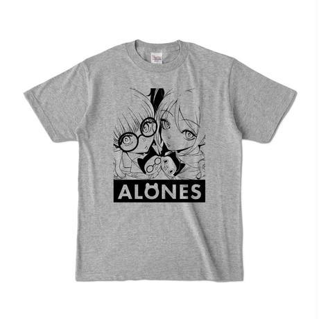 【訳アリSALE】ALONES Tシャツ