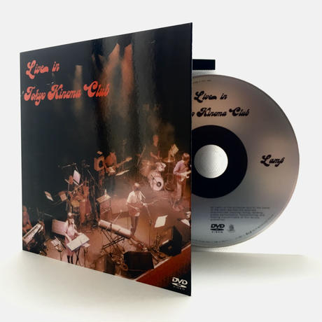 Lamp「Live in 東京キネマ倶楽部」(DVD)