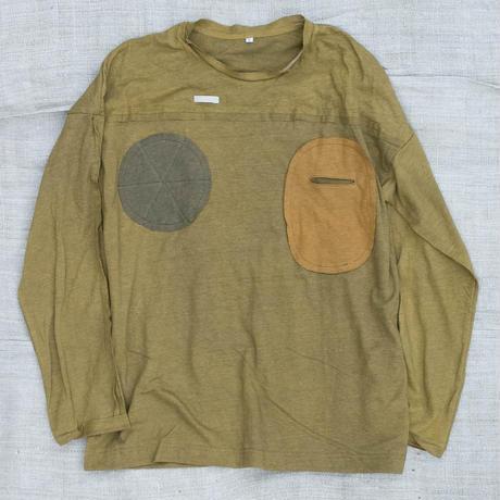 Patch Pocket T-shirt (Yellow)